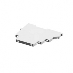 Przekaźnik interfejsowy 1P 6A+LED 24V DC PRC1S13CDL 222008