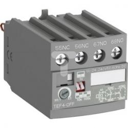 Przekaźnik czasowy 1Z 1R opóźnienie wyłączenia TEF4-OFF 1SBN020114R1000