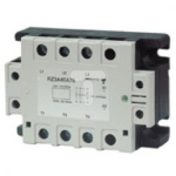 Przekaźnik półprzewodnikowy trójfazowy 24-440V AC 25A 4-32V DC RZ3A40A25