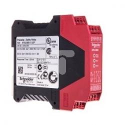 Przekaźnik bezpieczeństwa 2 kodowane łączniki magnetyczne 24V DC Preventa XPSDMB1132P