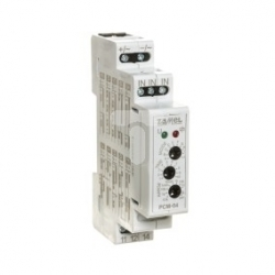 Przekaźnik czasowy 16A 0,1sek-10dni 24V AC/DC PCM-04 /24V EXT10000082