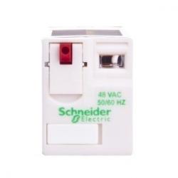 Przekaźnik miniaturowy 4P 48V AC RXM4AB1E7