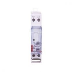 Przekaźnik czasowy 1P 8A 0,1sek-100h 12-230V AC/DC opóźnione wyłączenie RC332 004743