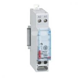 Przekaźnik czasowy 1P 8A 0,1sek-100h 12-230V AC/DC RC352 004745