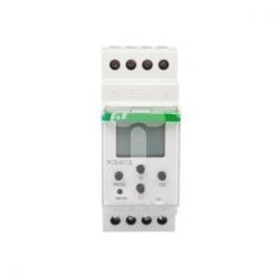 Przekaźnik czasowy 1P 16A 0,25sek-99h59min59sek 24-264V AC/DC wielofunkcyjny PCS-517