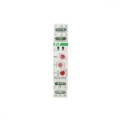 Przekaźnik czasowy 2P 8A 0,1sek-576h 230V AC, 24V AC/DC wielofunkcyjny PCU-510 DUO