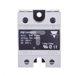 Przekaźnik półpoprzewodnikowy 1P 40A 20-280V AC 22-48V DC RM1A48A50 2603012