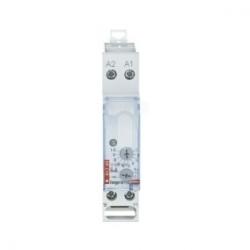 Przekaźnik czasowy 1P 8A 0,1sek-100h 12-230V AC/DC opóźnione załączenie RC302 004740