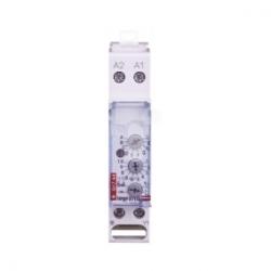 Przekaźnik czasowy 1P 8A 0,1sek-100h 12-230V AC/DC 10-funkcyjny RC342 004744