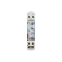 Przekaźnik czasowy 1P 8A 0,1sek-100h 12-230V AC/DC cykliczne załączanie i wyłączanie RC322 004742