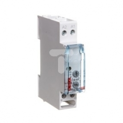 Przekaźnik czasowy 1P 8A 0,1sek-100h 12-230V AC/DC opóźnione wyłączenie RC312 004741