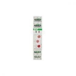 Przekaźnik czasowy 1P 8A 0,1sek-576h 230V AC, 24V AC/DC wielofunkcyjny PCS-516 DUO