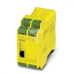 Przekaźnik kontroli bezpieczeństwa prędkości obrotowej i spoczynku 4Z 24V DC SIL3/4 PSR-SCP24DC/RSM4/4X1  2981538