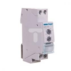 Przekaźnik czasowy 1P 8A 0,1sek-1h 12-230V AC 12-48V DC opóźnione wyłączenie EZN002