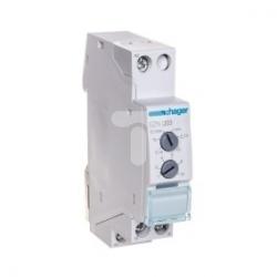 Przekaźnik czasowy załączenie na czas T 12-230V AC/12-48V DC 1P 8A EZN003