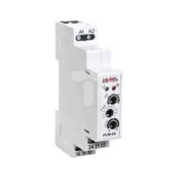 Przekaźnik czasowy 12-240V AC/DC PCM-06/U EXT10000083