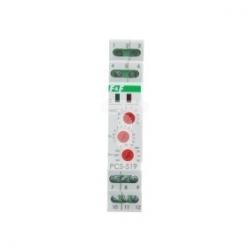 Przekaźnik czasowy 2P 8A 0,1sek-576h 12V AC/DC wielofunkcyjny PCS-519 12V