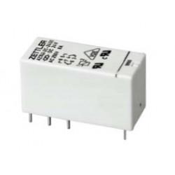 Przekaźnik Zettler 2P 8A 230V AC wysokość 15,7mm styki AgNi