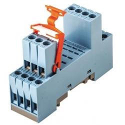 S9-M -  Gniazdo przekaźnika, Szyna DIN, Śrubka, 14 piny/-ów, 6 A, 250 V