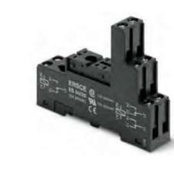 Gniazdo do przekaźników miniaturowych z separacją zacisków - ERS-ES503SCNER-00