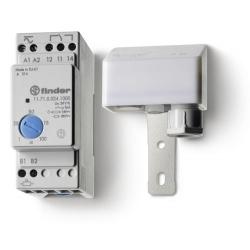 Wyłącznik zmierzchowy, 1 zestyk przełączny (1P 16A), 125V AC, obudowa modułowa (2S 35 mm), 11.71.8.125.0000