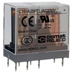 Przekaźnik 1P 16A 24V DC, CMT-C18A15PTDC24V