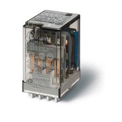 Przekaźnik 4P 7A 24V AC, do druku