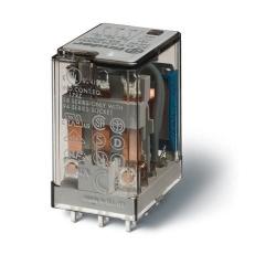 Przekaźnik 3P 10A 12V DC, do druku, wykonanie szczelne, 55.13.9.012.0001