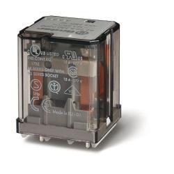 Przekaźnik 2Z 16A 12V DC, do druku, styk AgSnO2