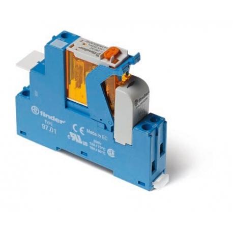 Przekaźnikowy moduł sprzęgający 1P 16A 230V AC