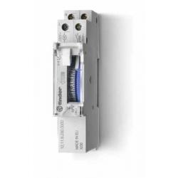 Programator dobowy mech. 1P 16A 230V AC, bez rezerwy czasowej