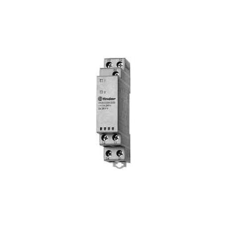 Przekaźnik sygnalizacyjny (czerwony/zielony/niebieski), 2 kanałaowy, 2 zestyki zwierne (2Z 1A) 24V AC/DC, obudowa modułowa (1S 1