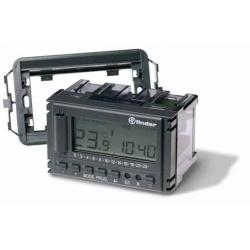 Termostat elektroniczny szary RAL7016,do zabudowy 3 modułowy (ramki typu VIMAR, BTcino, Gevis), 1C.51.8.230.0007