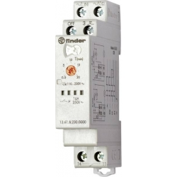Wielofunkcyjny przekaźnik impulsowy z nadrzędnym resetem 1Z 230 V AC