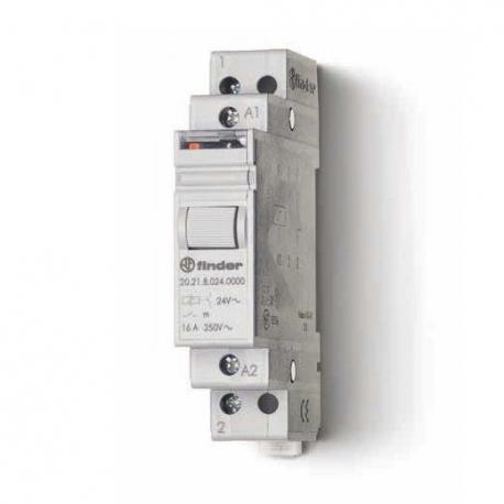 Przekaźnik impulsowy 2NO 16 A 12 V AC