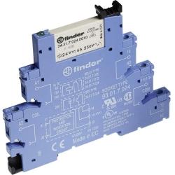 Przekaźnikowy moduł sprzę- gający 1CO 6 A 230 - 240 V AC / DC styk AgSnO2
