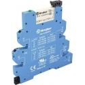 Przekaźnik półprzewodnikowy niski 15,7mm 1NO 5A wej. 10-32V DC, wyj. 0-35V DC 600188