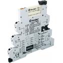 Przekaźnikowy moduł sprzęgający 6,2 mm MasterPLUS, 1P 6 A 110…125 V AC39.61.3.230.0060