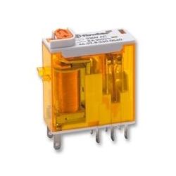 Przekaźnik 2CO 8 A 24 V DC styk AgNi+Au 46.52.9.024.5040