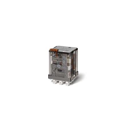 Przekaźnik półprzewodnikowy 3NO 50A wej. 4-32V DC, wyj. 50-480V AC Panel 600118