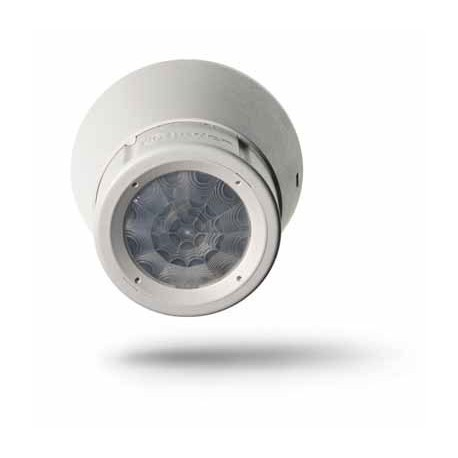Czujnik ruchu 360°, 1 zestyk zwierny (1Z 10A), 24V AC/DC, do montażu na suficie, wykonanie natynkowe