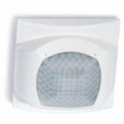 Czujnik ruchu i obecności sufitowy do biur, toalet, poczekalni 360', zakres detekcji 8m x 8m, styk zwierny 10A 250V
