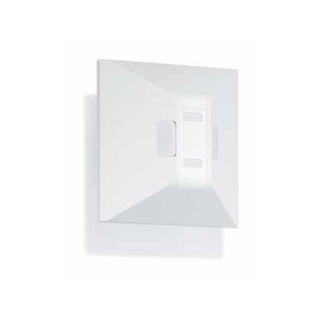 Czujnik ruchu naścienny do korytarzy i ciągów komunikacyjnych 180 stopni, montaż w puszkę instalacyjną zakres detekcji