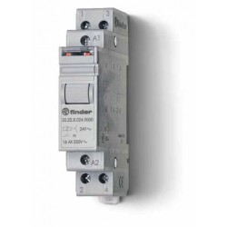 Przekaźnik impulsowy 2Z 16A 24V AC, styk AgSnO2, 20.26.8.024.4000