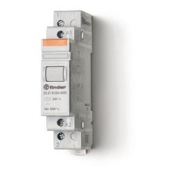 Przekaźnik modułowy mocy 1Z 20A 24V AC, styk AgSnO2, 22.21.8.024.4000