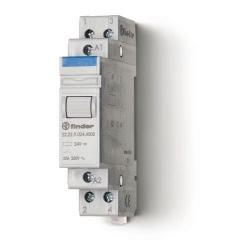 Przekaźnik modułowy mocy 2Z 20A 24V AC, styk AgSnO2, 22.22.8.024.4000