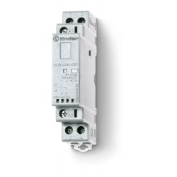 Stycznik modułowy  2 rozwierne 25A, wskaźnik zadziałania + LED, 17,5mm, 22.32.0.024.4420