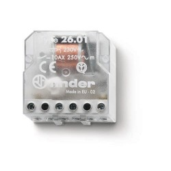 Przekaźnik impulsowy 1Z 10A 230V AC, 26.01.8.230.0000