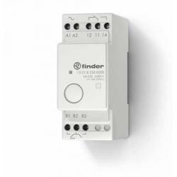 Elektroniczny przekaźnik impulsowy/monostabilny, 1 zestyk przełączny (1P 16A), obudowa modułowa (2S 35 mm), 13.01.0.024.0000T