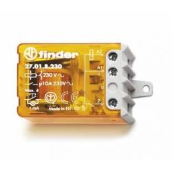 Przekaźnik impulsowy 1Z 10A 230V AC, 27.01.8.230.0000